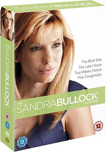Sandra Bullock Boxset - The Blind Side / Two Weeks Notice / Miss Congeniality / The Lakehouse [DVD]