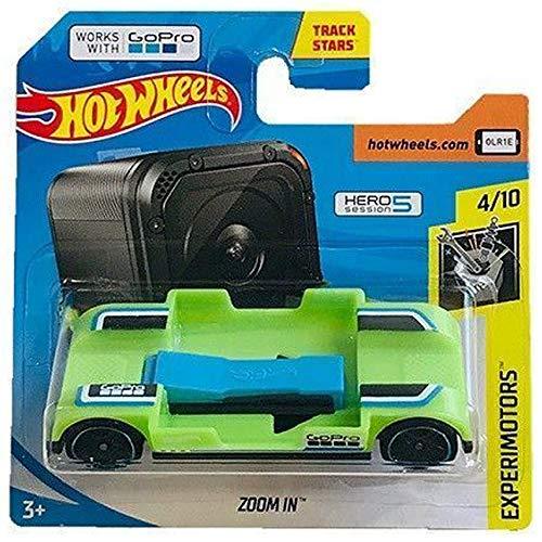 Hot Wheels Zoom In GoPro Experimotors 4/10 2019 (103/250) Short Card