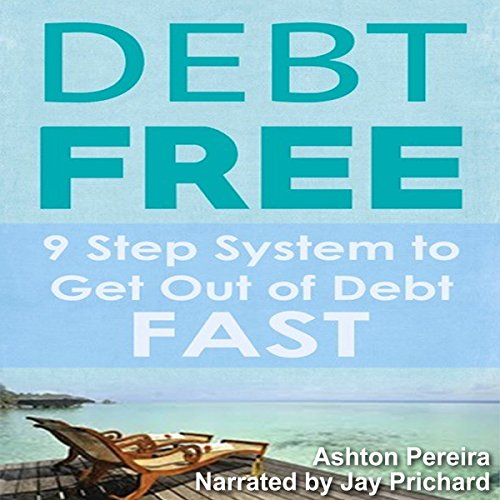 Debt-Free audiobook cover art