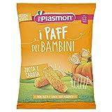 Plasmon Paff, Zucca e Carota, 5 x 15 g...