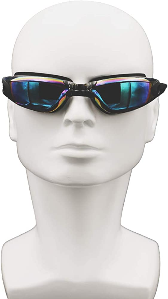 Swim 55% OFF Goggles No Leaking Quantity limited UV for Adult and Minor Protection