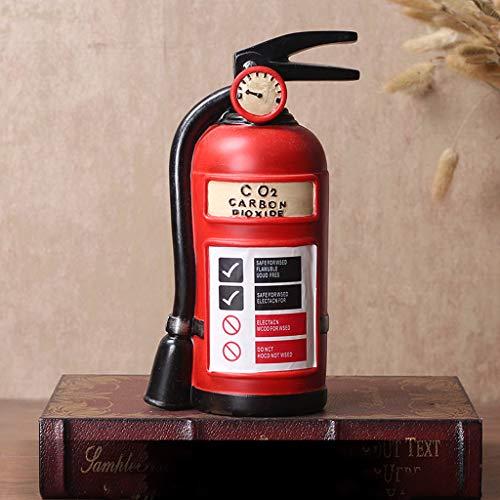CS Industriële Stijl Retro Brandblusser Model Home Creatieve Bar Decoratie Display Props Jeans
