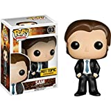 Funko Pop Television : Supernatural - Sam (Hot Toplc Exclusive) 3.75inch Vinyl Gift for TV Fans Supe...