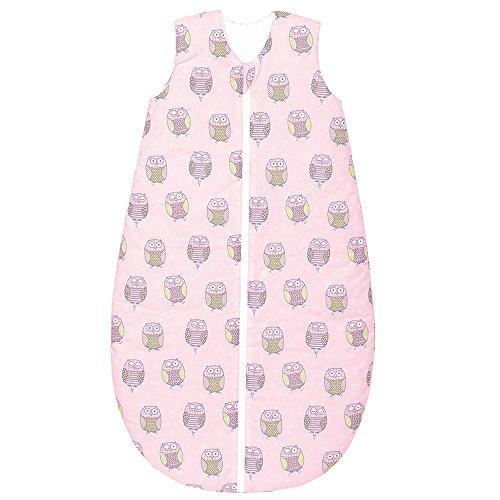 Odenwälder Sommerschlafsack BabyNice Baumwoll Sommer - Schlafsack 130 cm, 3-6 Jahre // Mädchen sortiert