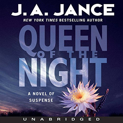 Queen of the Night audiobook cover art
