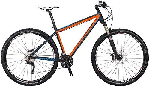 Kreidler Dice SL 29er 2.0 Twenty Niner Mountain Bike 2015 (Schwarz/Orange, 42cm)