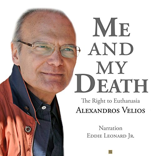 Me and My Death audiobook cover art