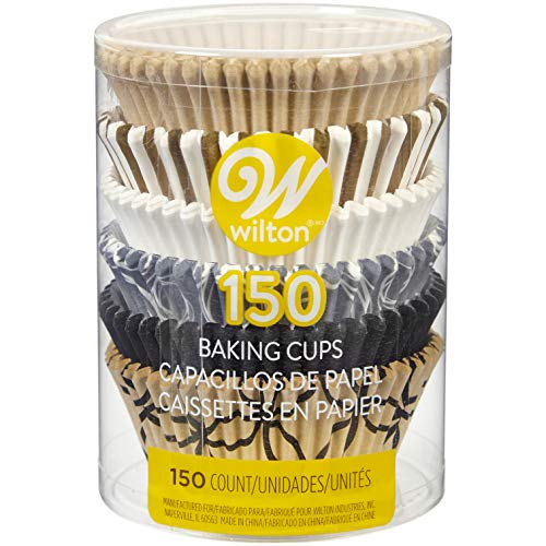 Wilton Baking Cups, STD, Metallic