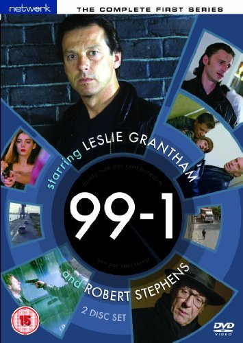 99-1: Complete Series 1 [Region 2] by Robert Carlyle