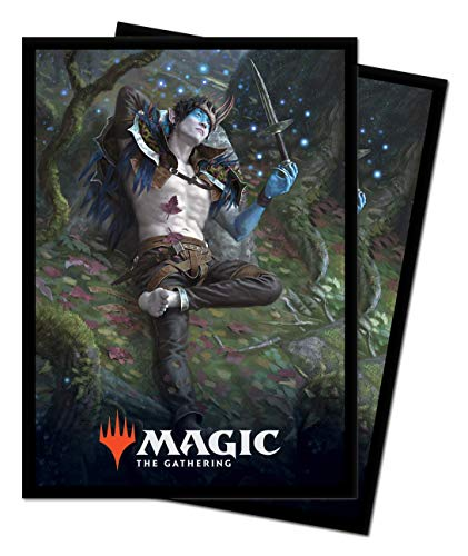Magic: The Gathering Throne of Eldraine - Oko, Thief of Crowns Deck Protector Sleeves (100 ct.)