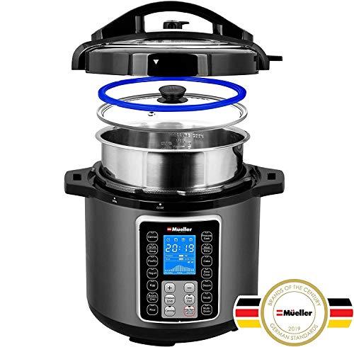 Mueller UltraPot 6Q Pressure Cooker...