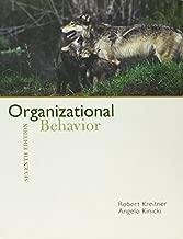 Organizational Behavior by Robert Kreitner (2007-08-01)