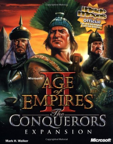 Microsoft Age of Empires 2, The Conqueror's Expansion: The Conqueror's Expansion - Inside Moves (Bpg Other)