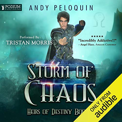 Storm of Chaos audiobook cover art
