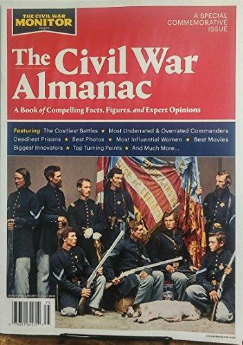 The Civil War Monitor Presents The Civil War Almanac 2017 (AFAMNCG Store)