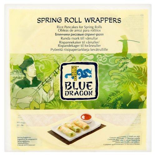 Blue Dragon Pasta per Involtini Primavera 134g - BLD-010581