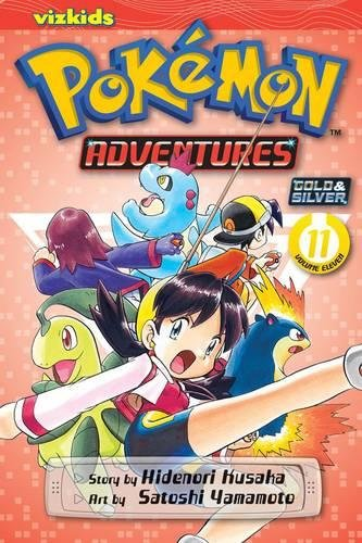 POKEMON ADVENTURES GN VOL 11 GOLD SILVER