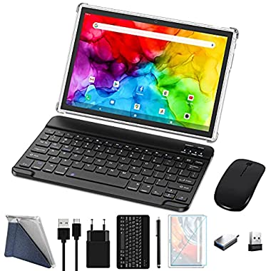 ZONKO Tablet 10 inch 4G Phone Tablet with Dual...