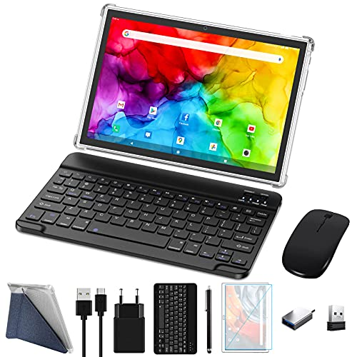 ZONKO Tablet 10 inch 4G Phone Tablet with Dual Sim Card Slot...