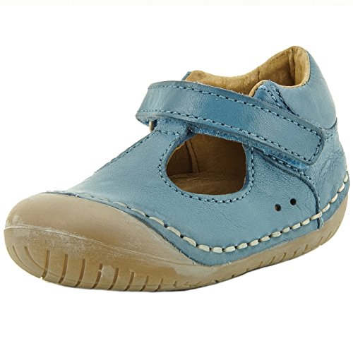 Belly Button Halbschuh Kinder Lauflerner 20 EU Baby Blue (Blau)