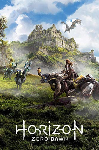 "CGC Huge Poster GLOSSY FINISH - Horizon Zero Dawn PS4 - EXT715 (24"" x 36"" (61cm x 91.5cm))"
