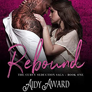 Rebound     Curvy Seduction Saga, Book 1              By:                                                                                                                                 Aidy Award                               Narrated by:                                                                                                                                 Lacy Laurel                      Length: 5 hrs and 21 mins     20 ratings     Overall 4.7