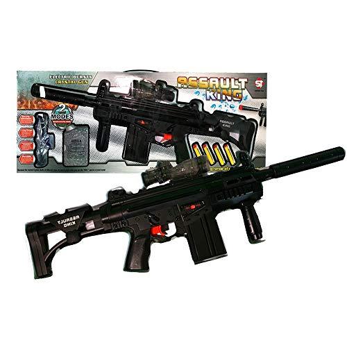 Pistola Orbeez  marca Asault King