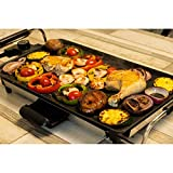 The 'Teppantastic' Electric Grill | Tabletop BBQ with large non-stick hot plate | From Jean Patrique