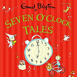 Seven O'Clock Tales cover art