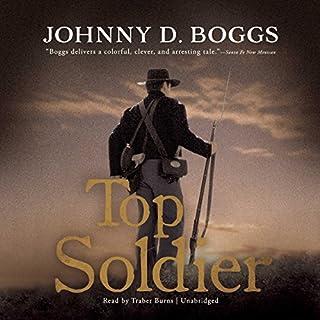 Top Soldier audiobook cover art