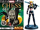 Figura de Ajedrez de Resina Marvel Chess Collection Nº 44 Magik