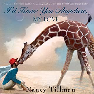 I'd Know You Anywhere, My Love audiobook cover art