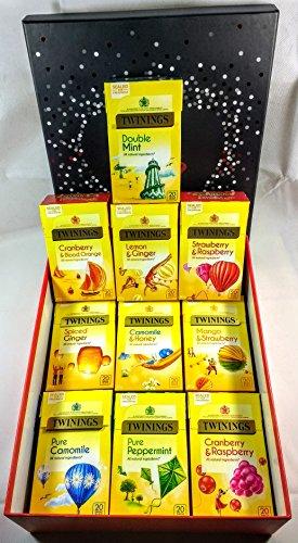Twinings - Caja grande de té de hierbas