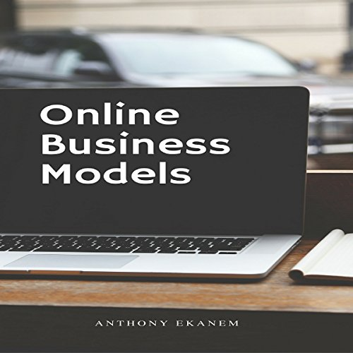 Online Business Models audiobook cover art