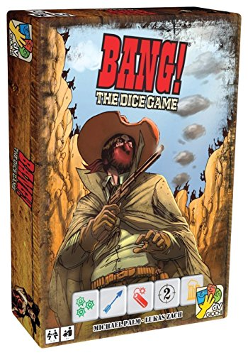 Bang! The Dice Game (Englisch)