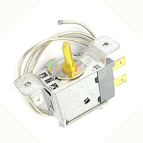TOOGOO 66 cm cable 2 pin controlador de temperatura termostato para frigorificos