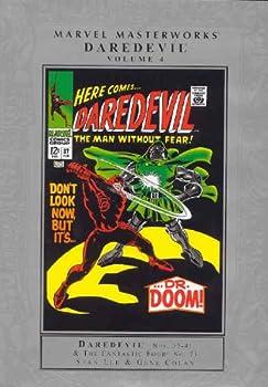 Marvel Masterworks Daredevil 4 - Book #74 of the Marvel Masterworks