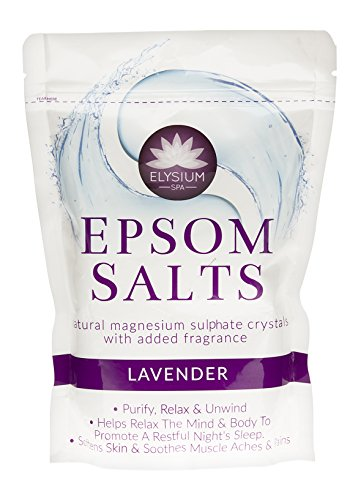Elysium Spa Sali da bagno di epsom, cristalli...