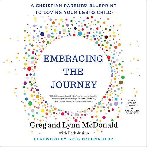 Embracing the Journey audiobook cover art