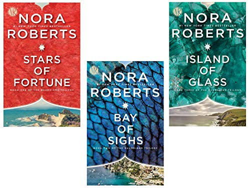 Guardians Trilogy Collection Set (Stars of Fortune, Bay of Sighs, Island of Glass)