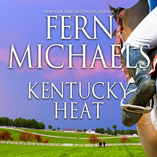 Kentucky Heat audiobook cover art