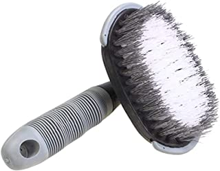 Ametoys Car Tyre Brush Wheel Washing Tool Portable 360 Degree Cleaning without Blind Angle for Auto Motorcycle Bike