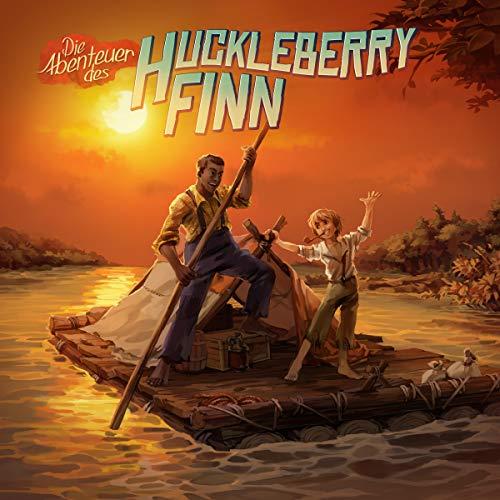 Die Abenteuer des Huckleberry Finn Titelbild
