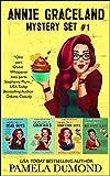 The Annie Graceland Cozy Mystery Set: Books 1 - 4