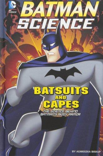 BATSUITS & CAPES (Batman Science)