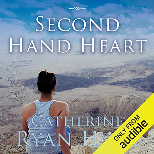 Second Hand Heart audiobook cover art