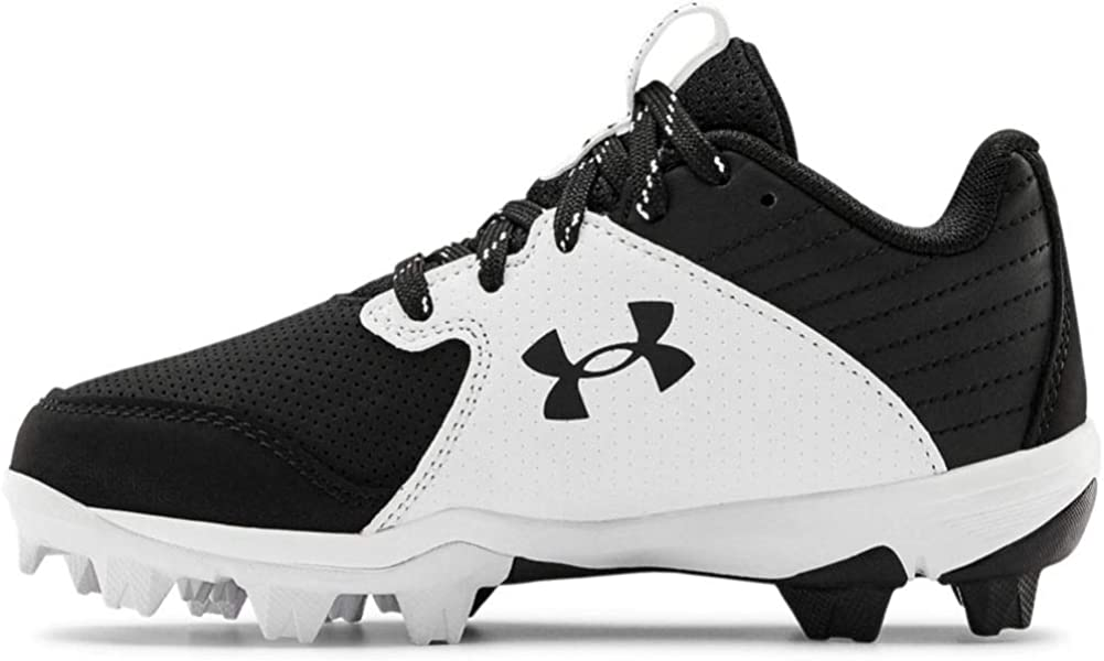 Under Armour Unisex-Child Leadoff Low Rm Jr. Baseball Shoe