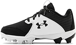 Unisex-Child Leadoff Low Rm Jr. Baseball Shoe