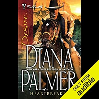 Heartbreaker                   By:                                                                                                                                 Diana Palmer                               Narrated by:                                                                                                                                 Lauren Davis                      Length: 5 hrs and 41 mins     190 ratings     Overall 3.7