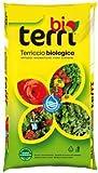 Giardicasa Terriccio Terra substrato Biologico 20 lt per coltivazioni orto ortaggi Piante